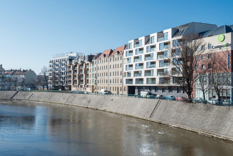 Góra Zobacz nowy apartamentowiec nad Odrą. Za ile możesz kupić tu KO89
