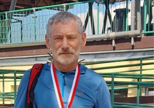 Wielkie brawa i gratulacje za godną podziwu postawę sportową dla pana Waldemara