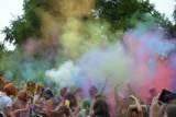 Festiwal kolorów w Rawie Mazowieckiej. Chętnych bardzo wielu
