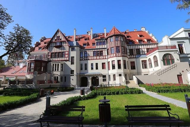 Renowacja zabytkowego pałacu braci Steinertów przy ul. Piotrkowskiej 272 to jedna z najlepszych tego typu realizacji w ciągu minionych 30 lat