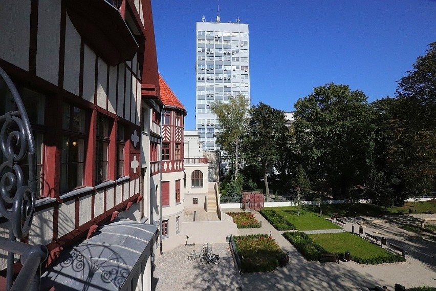 Renowacja zabytkowego pałacu braci Steinertów przy ul....