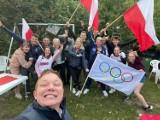 Olimpijska strefa kibica w Bornem Sulinowie. Stąd pochodzi wioślarka Olga Michałkiewicz
