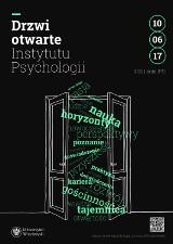 Drzwi Otwarte  Instytutu Psychologii Uniewersytetu Wrocławskiego