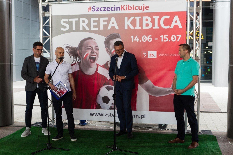 e826a513f Strefa kibica w Szczecinie na Mistrzostwa Świata. Pomieści 1000 osób ...