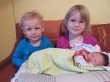 Poród rodzinny w czasie pandemii Covid-19. Niezwykłe narodziny Malwiny