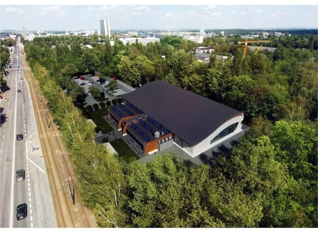 Tak mają wyglądać trzy baseny w Katowicach. Powstają w Brynowie, Szopienicach i Ligocie