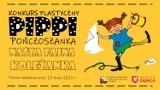 Konkurs plastyczny z okazji Dnia Dziecka Pippi Pończoszanka – nasza fajna koleżanka. Prace należy dostarczyć do dnia 27 maja