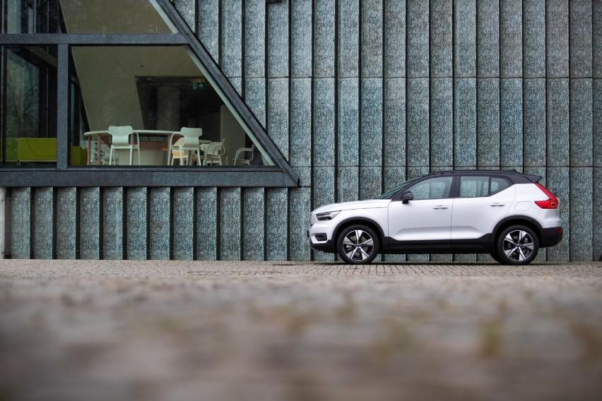 Sprzedaż globalna Volvo Cars rośnie w kwietniu o 97,5%. To dziesiąty z rzędu miesiąc wzrostu