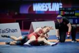 Chełmska zapaśniczka z brązem młodzieżowych mistrzostw Europy. Zobacz zdjęcia