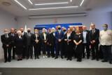 Uroczystość wręczenia Krzyży Wolności i Solidarności w Krakowie