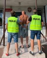 Trąbki Wielkie. Ukradł przewody elektryczne z domu w budowie – zatrzymali go policjanci