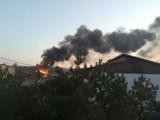 Świerklany: kto podpalił opuszczony dom przy ulicy Plebiscytowej? [ZDJĘCIA]