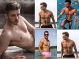 Oto najbardziej hot półfinaliści konkursu Mister Polski 2020! Zobaczcie zdjęcia z sesji na plaży!