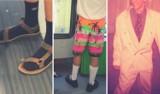 Modowe wpadki mężczyzn. Jak oni mogli się tak ubrać? WSTYD! Takie sytuacje nie powinny się wydarzyć!
