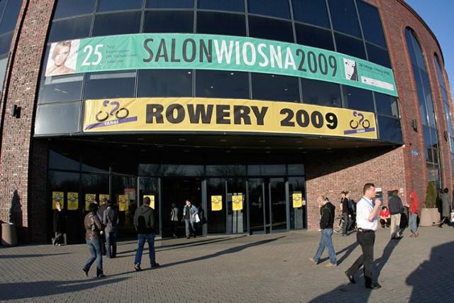 XXV Jubileuszowe Targi Kosmetyczne i Solaryjne Salon Wiosna 2009 odbyły się w Hali Expo XXI. fot. Piotr Galas