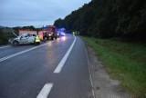 Tragiczny wypadek na trasie Miejsce Piastowe-Barwinek. Zginęła 17-letnia pasażerka vw