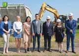 Rozpoczęła się budowa portu multimodalnego pod Krośniewicami. Inwestycja wyniesie ponad 65 mln zł!