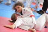 Festiwal Funny Judo w Rawiczu (2021). Na maty wyszło wielu młodych judoków z całej Polski [ZDJĘCIA]