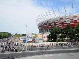 Praga Południe chce rekompensaty za imprezy na Stadionie Narodowym