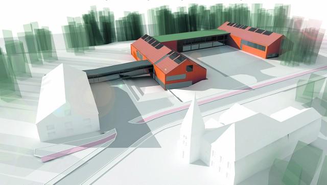 Jeszcze w tym roku rozpocznie się rozbudowa parku przemysłowo-technologicznego w Górkach