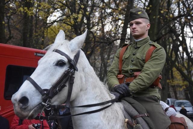 W 2018 r. przy okazji obchodów odbyła się inscenizacja bitew Wojska Polskiego.
