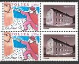 Pocztowe znaczki ze Szczecinkiem. Trochę tego było... [zdjęcia]