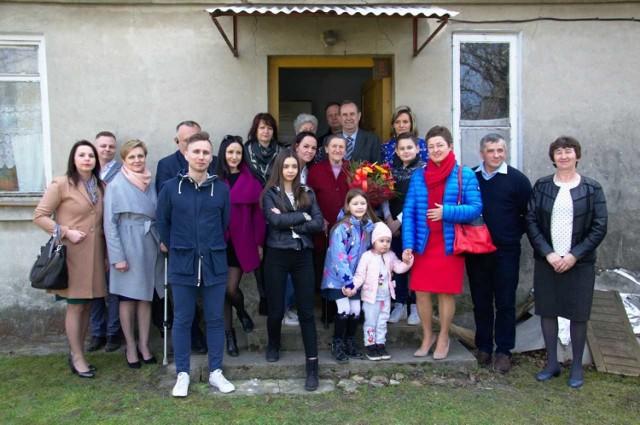 Pani Marianna z gminy Wierzbica skończyła 100 lat
