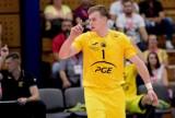 PGE Skra Bełchatów wygrała z Treflem Gdańsk i awansowała do finału charytatywnego turnieju w Kępnie