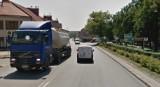 Kiedy auta ciężarowe zaczną jeździć obwodnicą zamiast przez centrum Pińczowa? Są pierwsze ustalenia