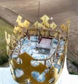 Anteny na głowie Chrystusa Króla w Świebodzinie? W mediach społecznościowych pojawiło się zdjęcie. Co na to rzecznik kurii?