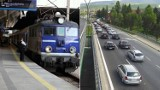 Kolejowy absurd w Krakowie. Pociągi stały na peronie, bo czekały na opóźnione autobusy z Zakopanego