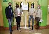 Interaktywne podłogi trafiły do lęborskich szkół