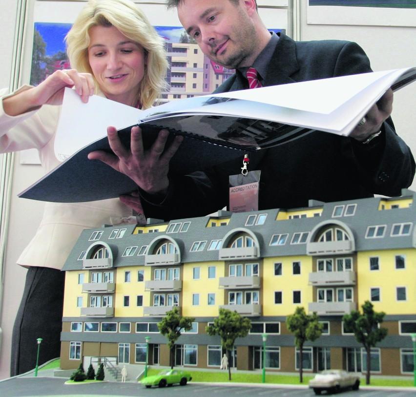 Klienci często podejmują decyzję na targach nieruchomości