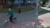 Google Street View. Mieszkańcy Oleśnicy na zdjęciach. Kogo kamery Google zauważyły w Oleśnicy? ZDJĘCIA