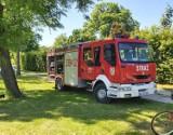 Strażacy z OSP Cedry Wielkie bez jednego wozu. Wymaga napraw, a druhów nie stać na nie