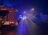 Śmiertelny wypadek w Gołkowicach Górnych. Policja apeluje o rozwagę i noszenie odblasków