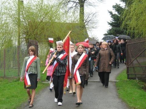 W Łoniowej pamiętali o ofiarach Smoleńska