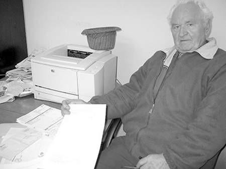 Kiedy Władysław Derduń otrzymał pismo od firmy windykacyjnej, postanowił zgłosić się do naszej redakcji z prośbą o interwencję.  Magdalena Nowacka