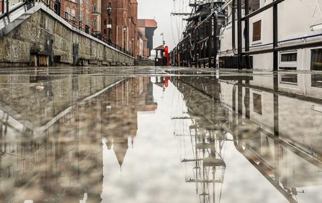Tak wygląda Gdańsk jesienią. Jest pięknie!