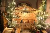 Szopki Bożonarodzeniowe w wolsztyńskich kościołach