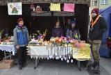 Kiermasz Wielkanocny na lubińskim rynku [ZDJĘCIA]