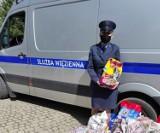 Zakład Karny w Przemyślu przekazał karmę, koce oraz ręczniki na rzecz Schroniska dla Bezdomnych Zwierząt w Orzechowcach
