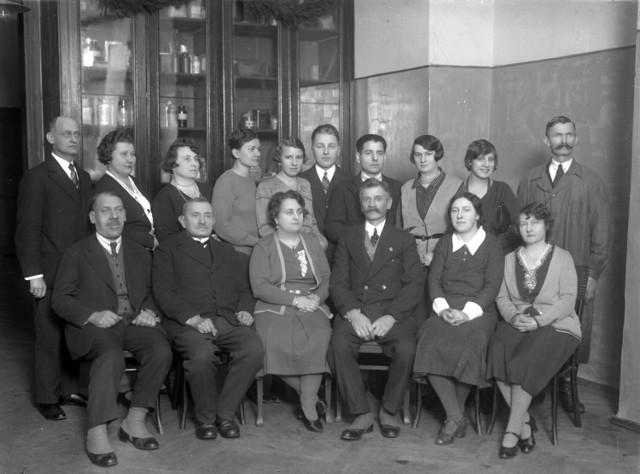 """Fotoportret praski 1910-1970""."
