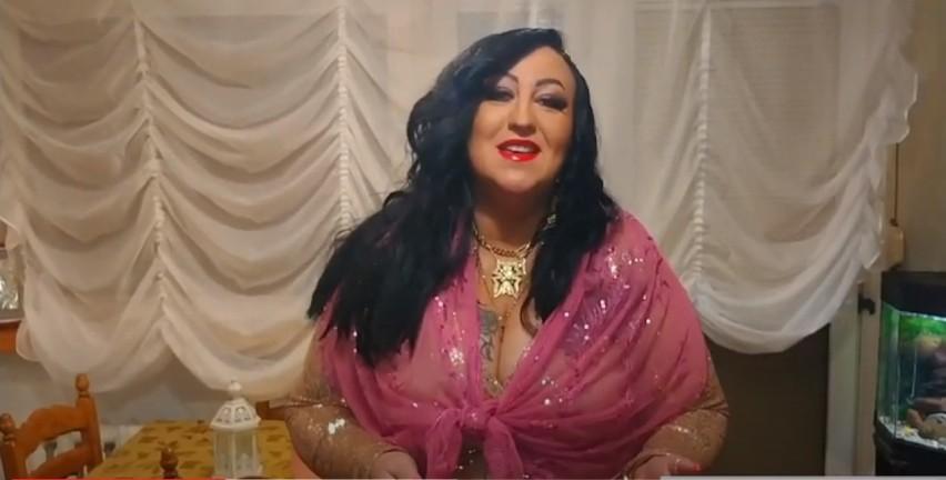 """Gostyń. Aneta Żeromska nagrała teledysk do piosenki """"Zagraj mi piękny Cyganie"""". W duszy grają jej cygańskie klimaty [ZDJĘCIA]"""