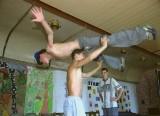 Młodzież z Bobrka na tanecznym parkiecie
