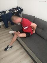 Policjanci zatrzymali 28-letniego pseudokibica z Czechowic-Dziedzic. Miał narkotyki warte około 200 tysięcy złotych