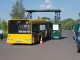 Bytom: Prawie połowa skontrolowanych autobusów okazała się niesprawna [ZDJĘCIA]