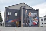Imponujące murale z Tarnowa i regionu. Wielkie malowidła na ścianach budynków są przepiękne [ZDJĘCIA]