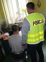 Łowicka policja zatrzymała trzech mężczyn podejrzanych o kradzież z włamaniem na Górkach [ZDJĘCIA]