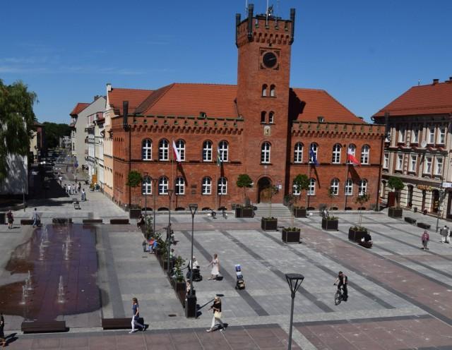 Szczecinecki ratusz